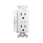 Wireless Receptacle Controlled Outlet